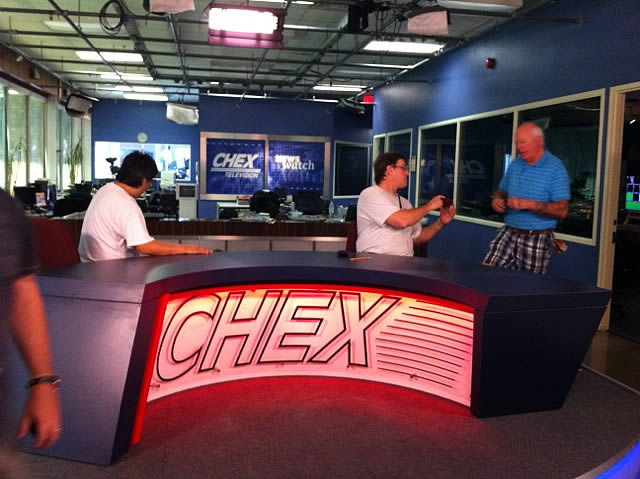 2012 CHEX TV Peterborough 2